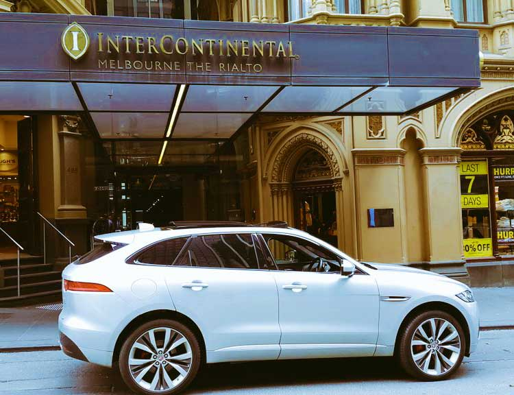 Intercontinental Melbourne The Rialto Collins Street – Review