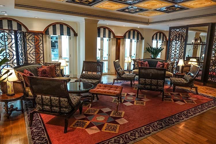 InterContinental Singapore – Peranakan Inspired Design Hotel
