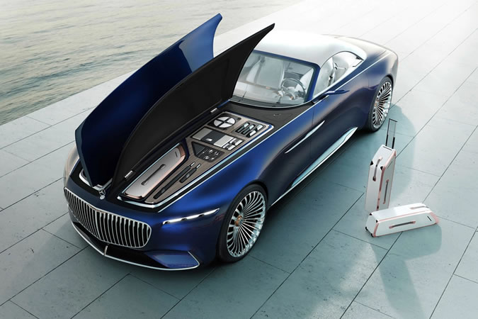 Mercedes' Latest Electric Convertible