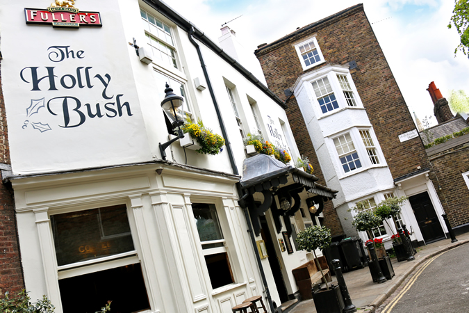The Holly Bush Pub