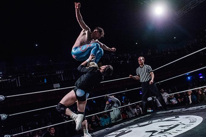 Professional wrestler