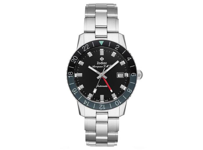 Zodiac Aerospace GMT Chronograph