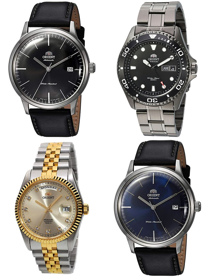 Men's Orient Watches