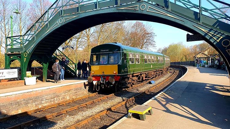 Pickering Historical Railway