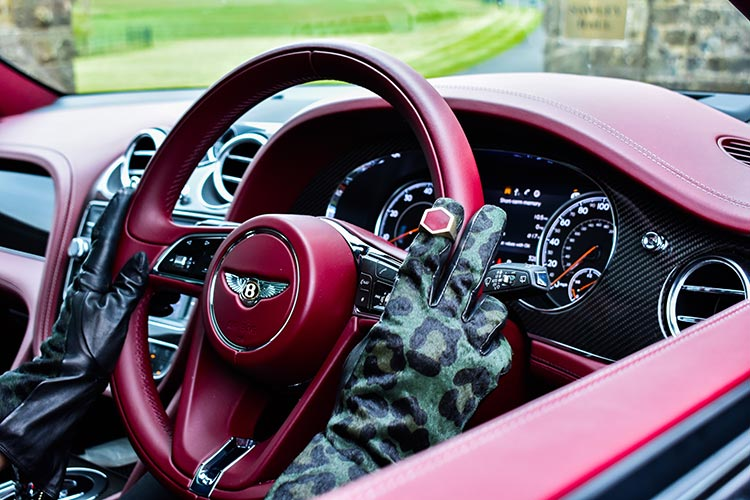 Gracie Opulanza bentley