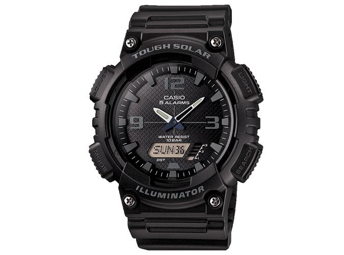 Casio Analogue And Digital Display Watch