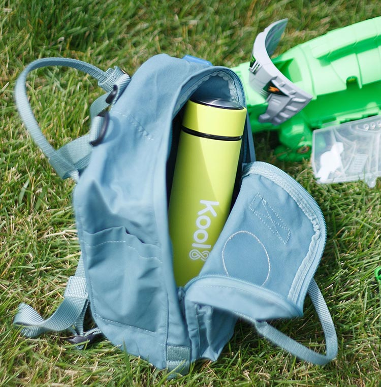 Kool8 – The Water Bottle That Stays Cool