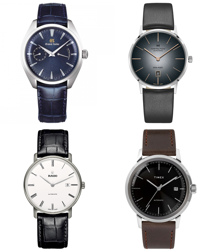The best dress watches for men